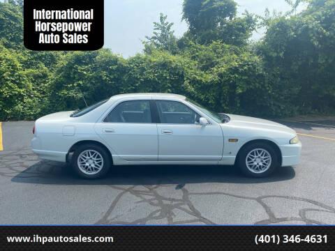 1996 Nissan Skyline for sale at International Horsepower Auto Sales in Warwick RI
