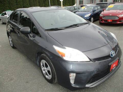 2014 Toyota Prius for sale at GMA Of Everett in Everett WA