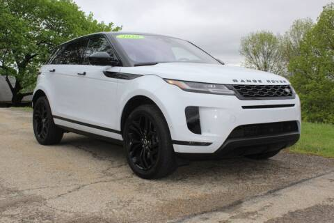 2020 Land Rover Range Rover Evoque for sale at Harrison Auto Sales in Irwin PA
