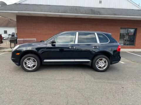 2009 Porsche Cayenne for sale at Vertucci Automotive Inc in Wallingford CT