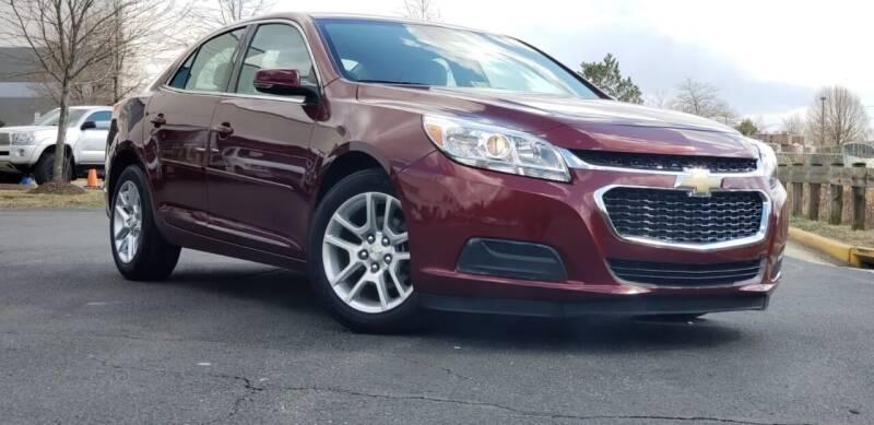 Used 2016 Chevrolet Malibu For Sale Carsforsale Com