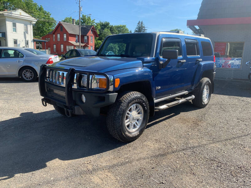 2006 HUMMER H3 for sale at Townline Motors in Cortland NY