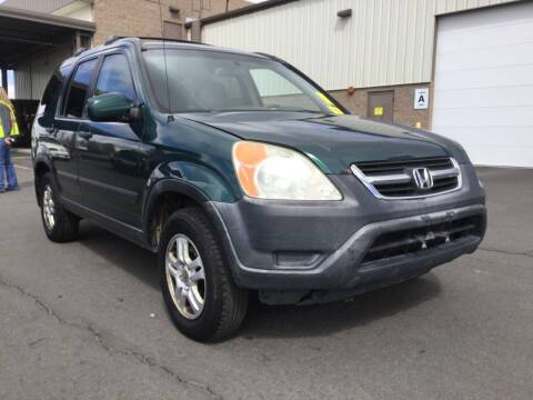 2002 Honda CR-V for sale at Auto Bike Sales in Reno NV