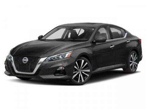2019 Nissan Altima for sale at Courtesy Value Pre-Owned I-49 in Lafayette LA