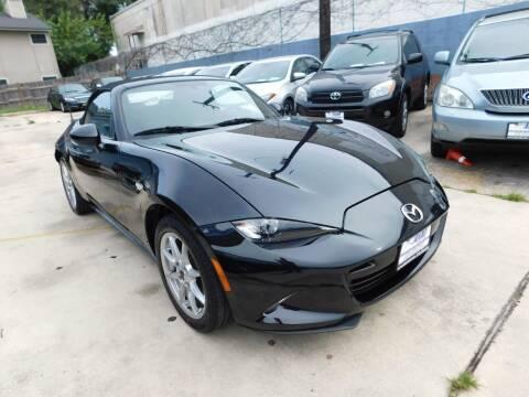 2016 Mazda MX-5 Miata for sale at AMD AUTO in San Antonio TX