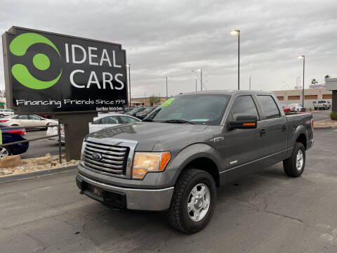 2013 Ford F-150 for sale at Ideal Cars East Mesa in Mesa AZ