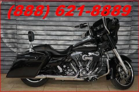 2015 Harley-Davidson Street Glide for sale at AZautorv.com in Mesa AZ