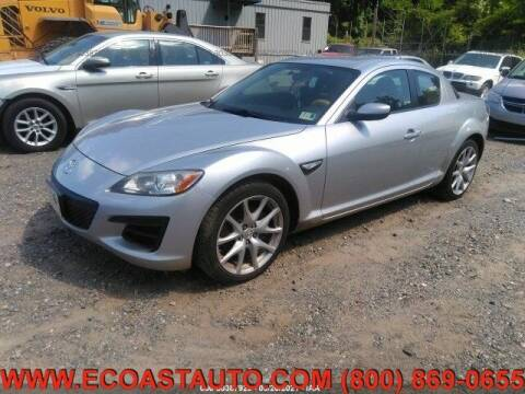 2009 Mazda RX-8 for sale at East Coast Auto Source Inc. in Bedford VA