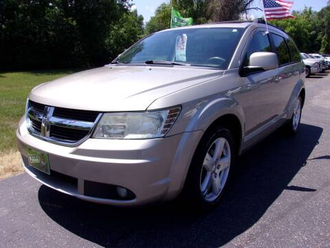 2009 Dodge Journey for sale at American Auto Sales in Forest Lake MN