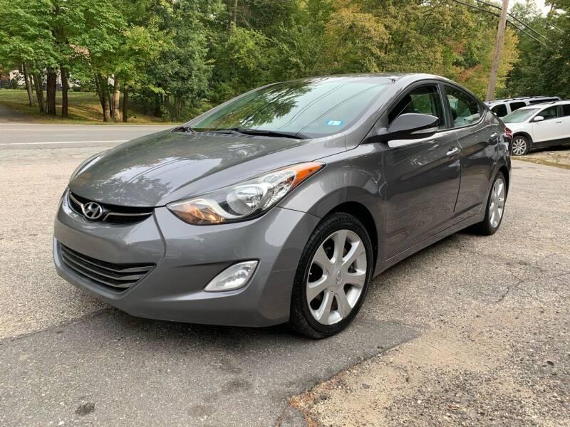 2012 Hyundai Elantra for sale at Old Rock Motors in Pelham NH