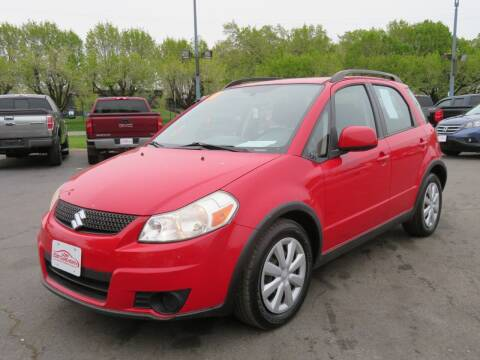 2011 Suzuki SX4 Crossover for sale at Low Cost Cars North in Whitehall OH