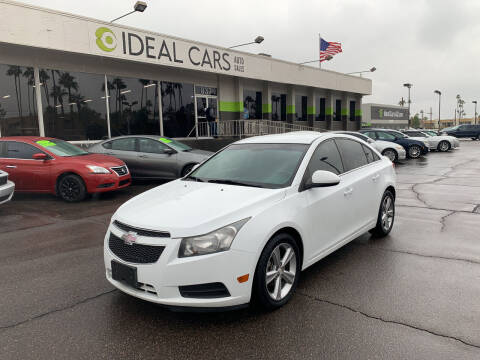 2014 Chevrolet Cruze for sale at Ideal Cars - SERVICE in Mesa AZ