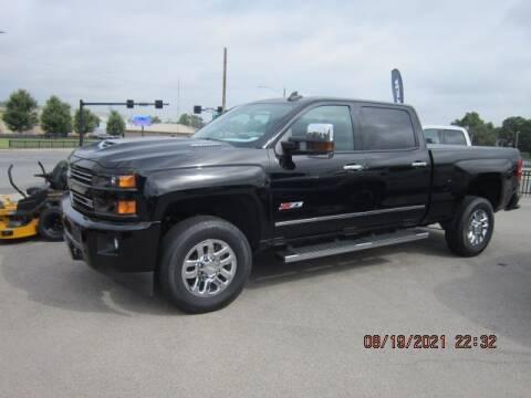 2019 Chevrolet Silverado 3500HD for sale at Bitner Motors in Pittsburg KS