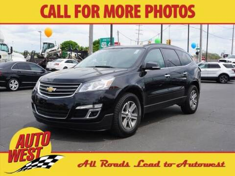 2017 Chevrolet Traverse for sale at Autowest of GR in Grand Rapids MI