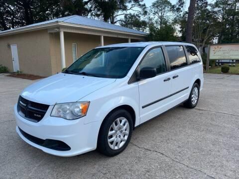 2014 RAM C/V for sale at Asap Motors Inc in Fort Walton Beach FL
