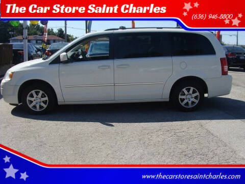 2010 Chrysler Town and Country for sale at The Car Store Saint Charles in Saint Charles MO