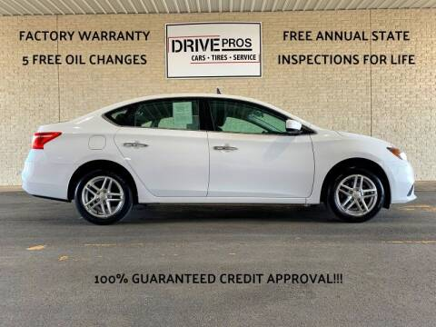2019 Nissan Sentra for sale at Drive Pros in Charles Town WV