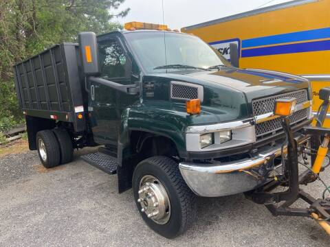 2009 Chevrolet C5500 for sale at Cape Cod Carz in Hyannis MA