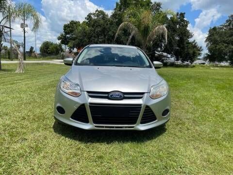 2014 Ford Focus for sale at AM Auto Sales in Orlando FL
