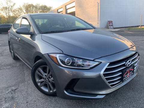 2018 Hyundai Elantra for sale at JerseyMotorsInc.com in Teterboro NJ