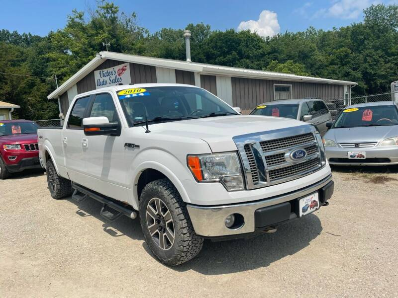 2010 Ford F-150 for sale at Victor's Auto Sales Inc. in Indianola IA