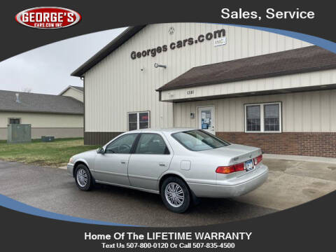 2000 Toyota Camry for sale at GEORGE'S CARS.COM INC in Waseca MN