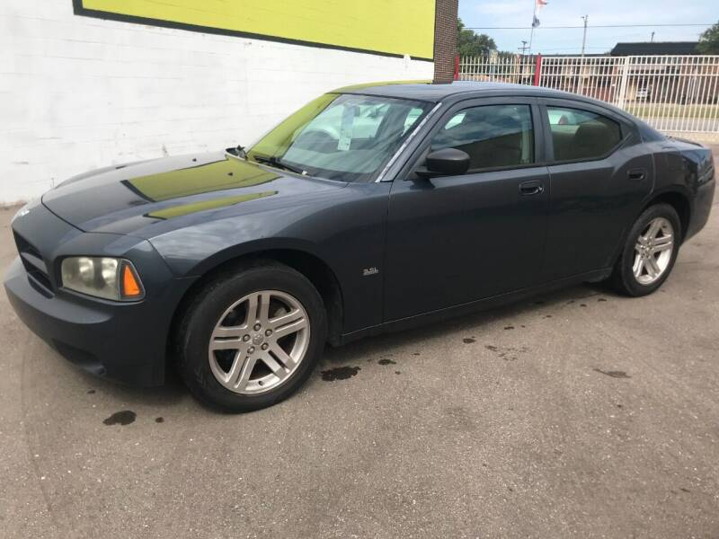 2007 Dodge Charger for sale at Supreme Stop Auto Sales in Detroit MI