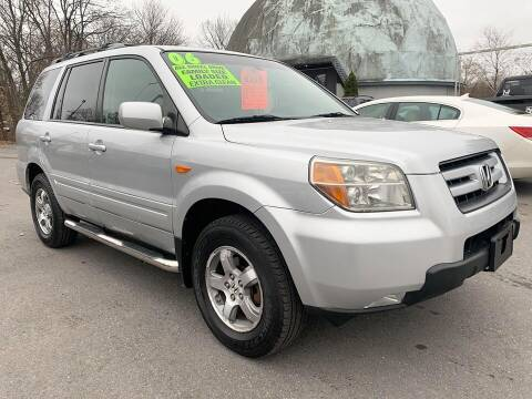 2006 Honda Pilot for sale at United Auto Service in Leominster MA