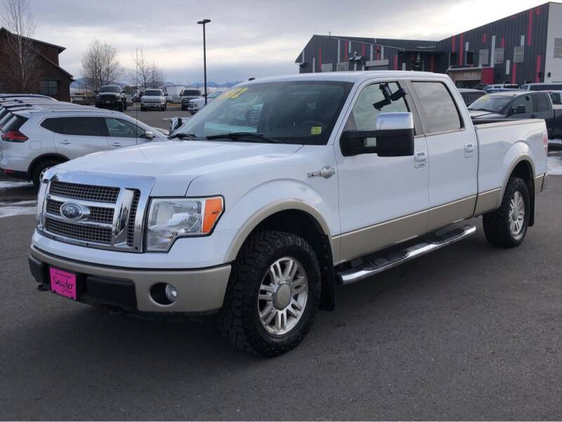 2009 Ford F-150 for sale at Snyder Motors Inc in Bozeman MT
