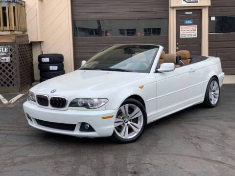 2004 BMW 3 Series for sale at Eagle Auto Sales LLC in Holbrook MA