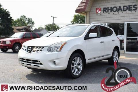 2011 Nissan Rogue for sale at Rhoades Automotive Inc. in Columbia City IN