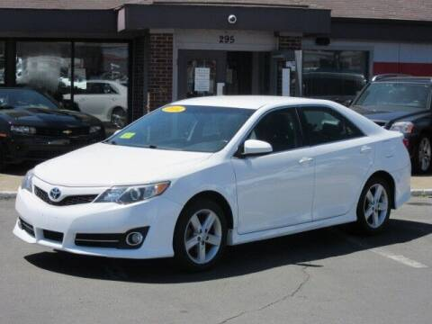 2014 Toyota Camry for sale at Lynnway Auto Sales Inc in Lynn MA