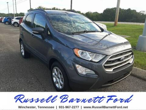 2020 Ford EcoSport for sale at Oskar  Sells Cars in Winchester TN