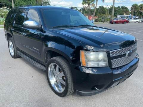 2009 Chevrolet Tahoe for sale at LUXURY AUTO MALL in Tampa FL