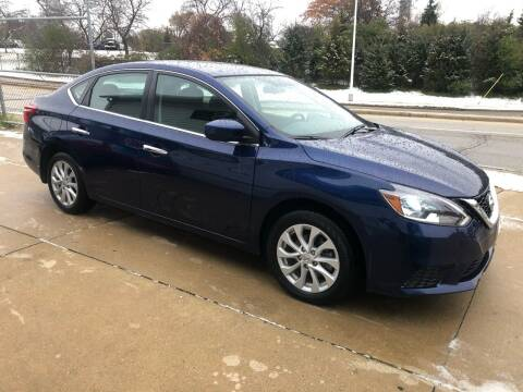 2019 Nissan Sentra for sale at Wyss Auto in Oak Creek WI