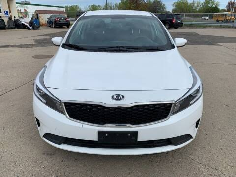 2018 Kia Forte for sale at Minuteman Auto Sales in Saint Paul MN