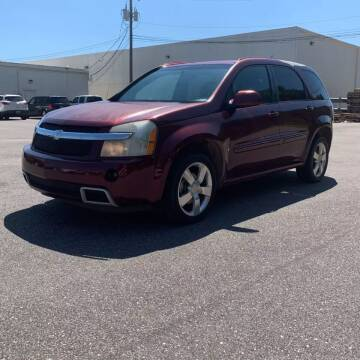 2008 Chevrolet Equinox for sale at CARZ4YOU.com in Robertsdale AL