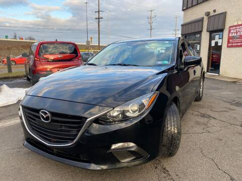 2014 Mazda MAZDA3 for sale at Luxury Unlimited Auto Sales Inc. in Trevose PA