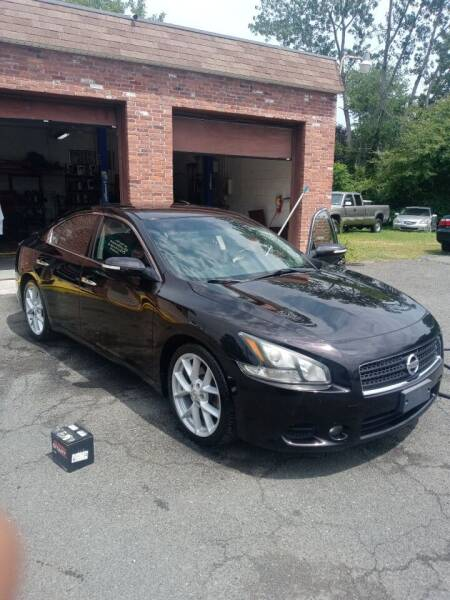 2011 Nissan Maxima for sale at Balfour Motors in Agawam MA