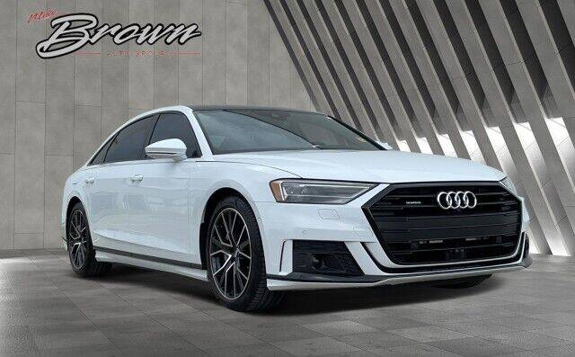 2020 Audi A8 L for sale in Granbury, TX