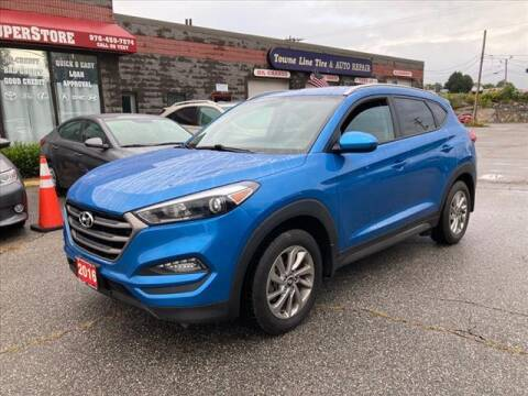 2016 Hyundai Tucson for sale at AutoCredit SuperStore in Lowell MA