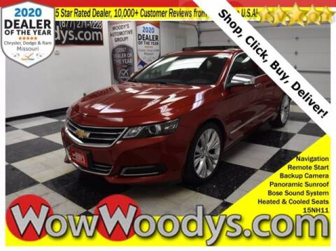 2015 Chevrolet Impala for sale at WOODY'S AUTOMOTIVE GROUP in Chillicothe MO