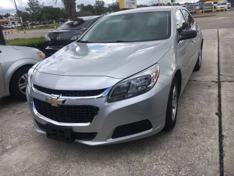 2016 Chevrolet Malibu Limited for sale at PICAZO AUTO SALES in South Houston TX