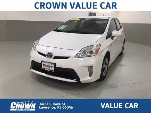 2012 Toyota Prius for sale at Crown Automotive of Lawrence Kansas in Lawrence KS
