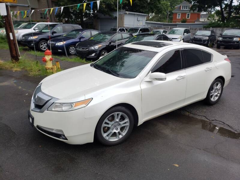 2009 Acura TL for sale at Choice Motor Group in Lawrence MA