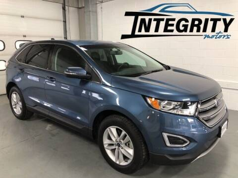 2018 Ford Edge for sale at Integrity Motors, Inc. in Fond Du Lac WI