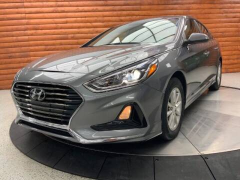 2019 Hyundai Sonata for sale at Dixie Motors in Fairfield OH