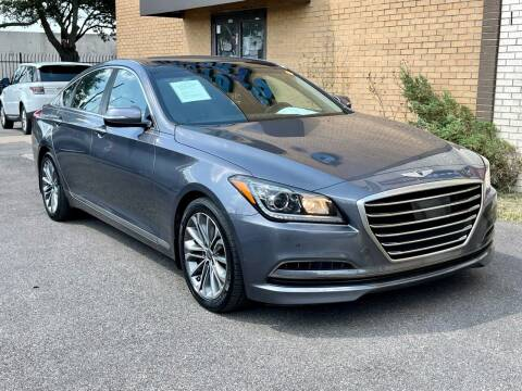 2015 Hyundai Genesis for sale at Auto Imports in Houston TX