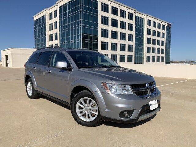 2016 Dodge Journey for sale at SIGNATURE Sales & Consignment in Austin TX