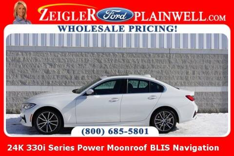 2020 BMW 3 Series for sale at Zeigler Ford of Plainwell- Jeff Bishop in Plainwell MI